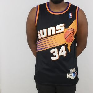 Phoenix Suns Throwback Charles Barkley jersey